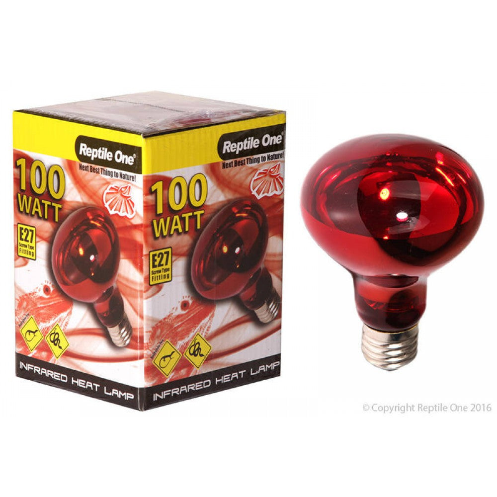 Heat Lamp Infrared 100W (E27)