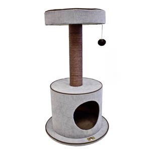 PP CAT SCRATCHER 2 TIER STEEPE