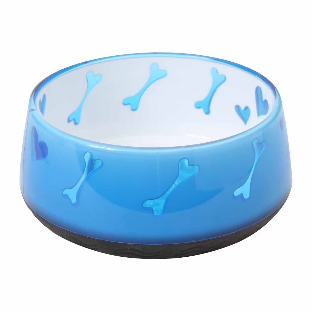 AFP Dog Love Bowl - Blue - M