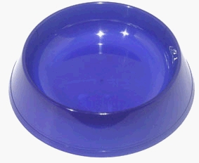 PETZ CAT BOWL GRAPE