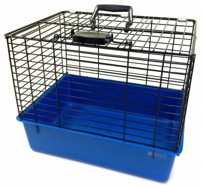 VET CAT CARRY CAGE WIRE TOP