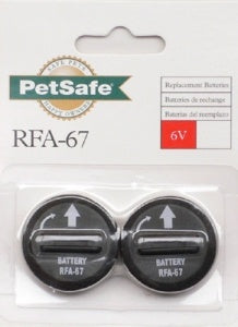 Petsafe Battery Module 6V 2Pk