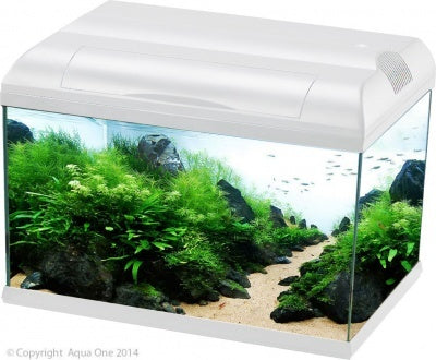 AQUA ONE ECOSTYLE 47 WHITE