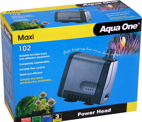 AQUA ONE 102 Maxi POWERHEAD 500 L/HR