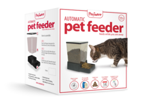 CAT FEEDER PETWARE AUTOMATIC