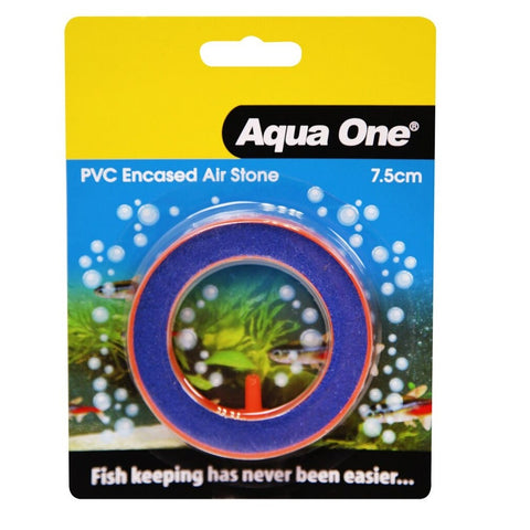 Aqua One Air Stone Beauty Round 7.5cm