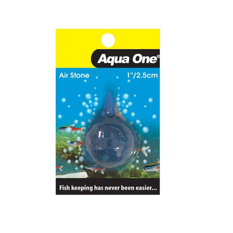 "AQUA ONE 1"" BALL AIRSTONE"