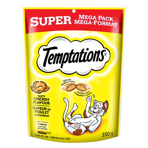 Temptations Tasty Chicken 350G