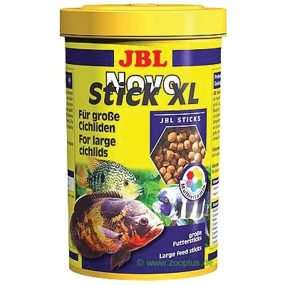 Jbl Novostick Xl 1000Ml/400G (For Large Cichlids)