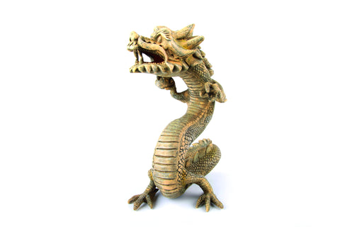 KAZOO AIR CHINESE DRAGON GOLD