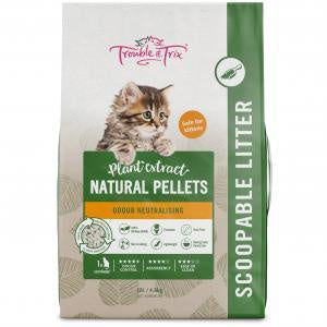 T&T NATURAL LITTER 10LT