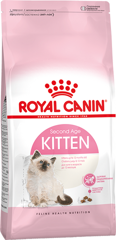 Royal Canin Second Age Kitten 4KG