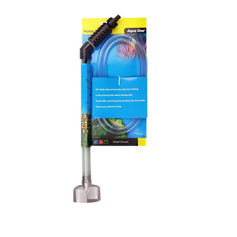 AQUA ONE GRAVEL CLEANER PROVAC 18IN/45CM