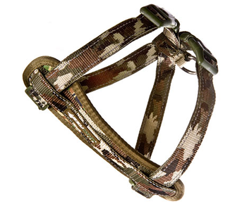 EzyDog CP Harness Camo Large