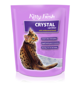 KITTY FRESH CYRSTAL 12L