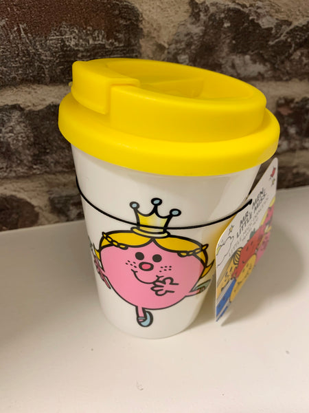 Little miss travel mug
