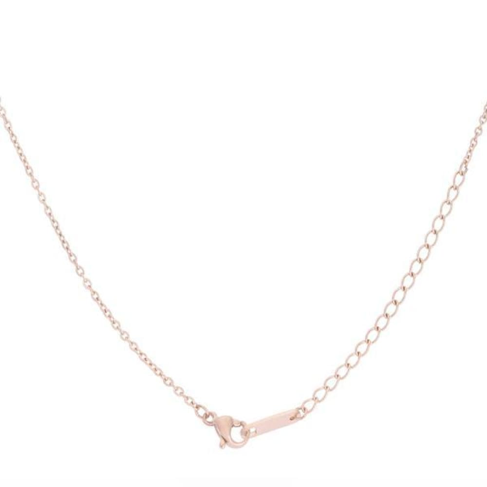 Necklaces $23.75 Minimalist Rose Gold Stainless Steel Arrow Coachella Bohemian Necklace arrow necklaces rg steel under-25