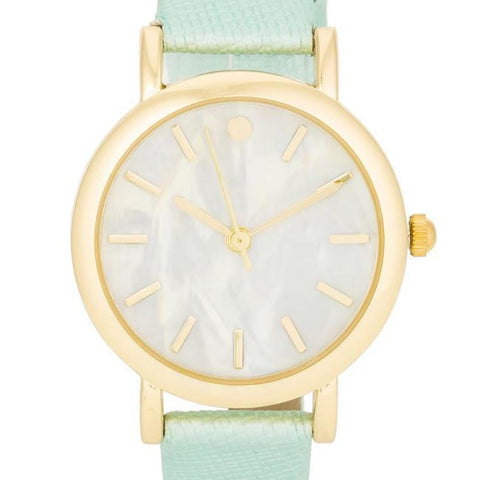 Watches $27.00 Mint Leather Watch