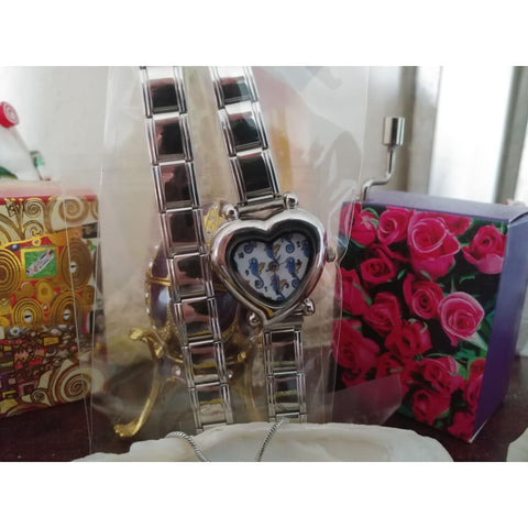 Watches $59 Seahorse Heart Charm Watch