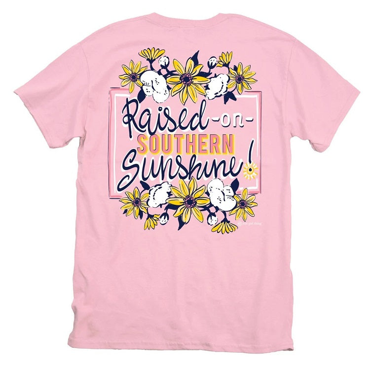 It's a Girl Thing Southern Sunshine Tee