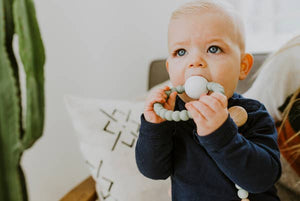 Chewable Charm Teething Rattle Toy