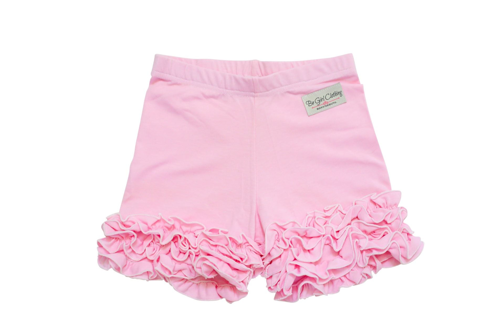 Be Girl Clothing Playtime Ruffle Shorties