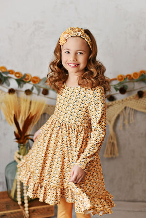Serendipity Butterscotch Butter Knit Set
