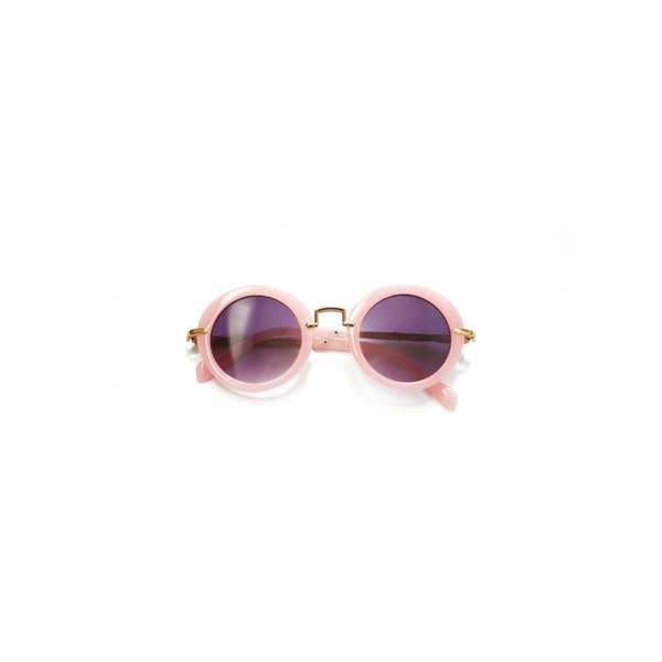 Blueberry Bay Pink Sunglasses