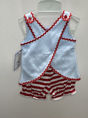 Three Sisters Baby Summer Treats Bloomer Set