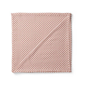 Mini Scout Polka Dot Swaddle