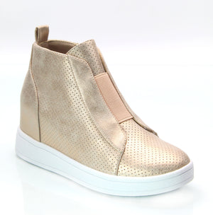 Mia Gracey Wedge Bootie