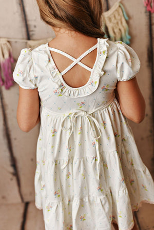 Swoon Baby Clothing Dainty Tier Dress