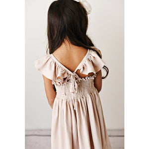Oopsie Daisy Bow Dress