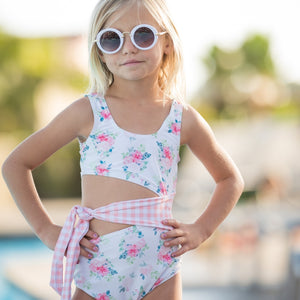 Blueberry Bay Avon Cottage Swimsuit