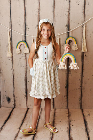Swoon Baby Rainbow Bliss Dress