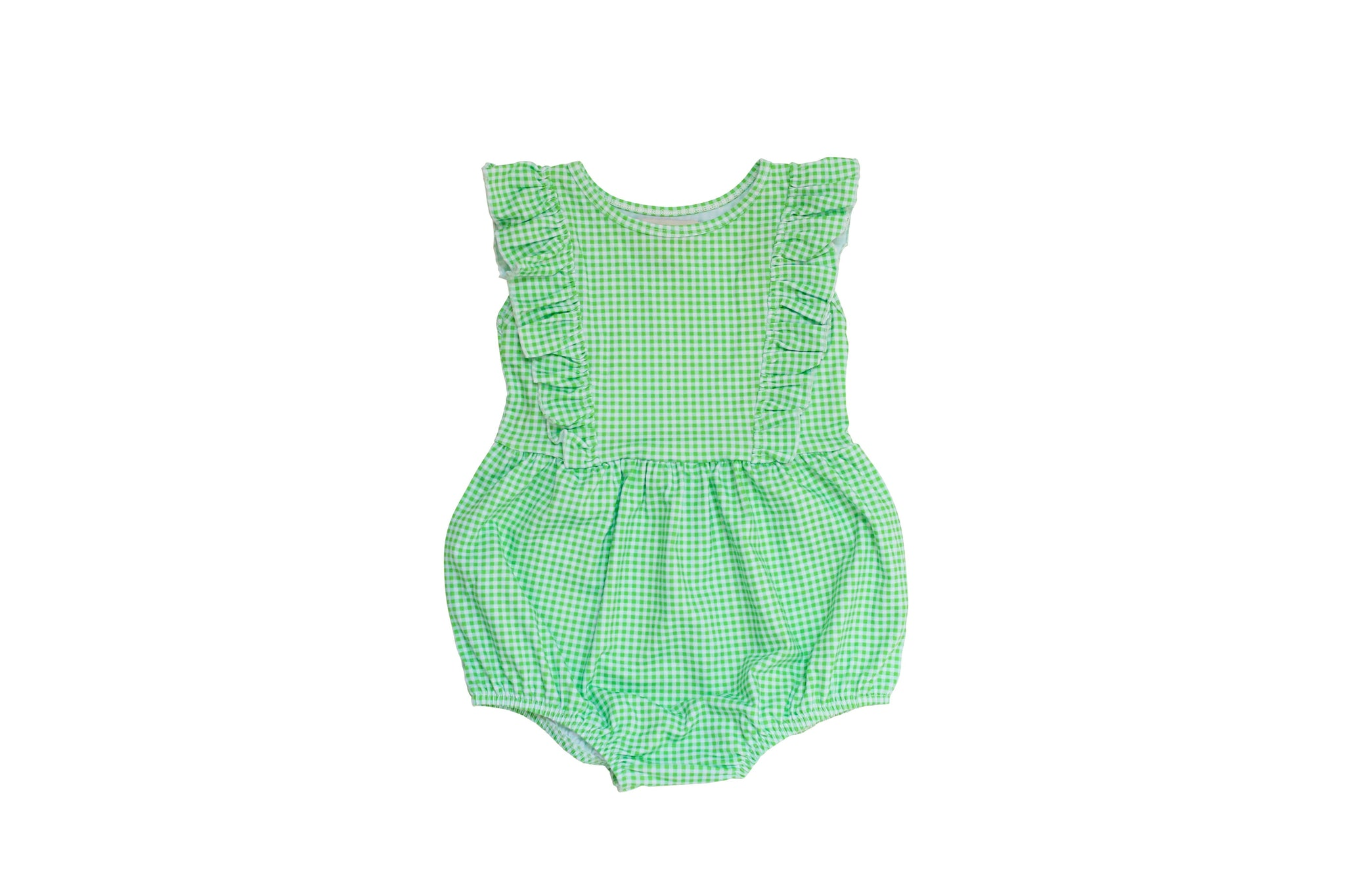 Be Girl Gingham Playsuit
