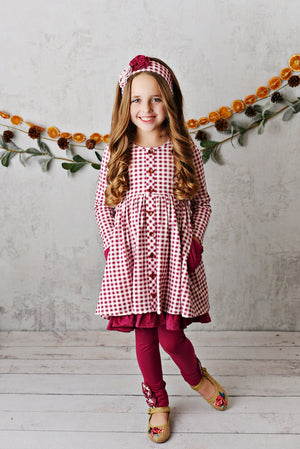 Swoon Baby Charleston Willow Pocket Dress