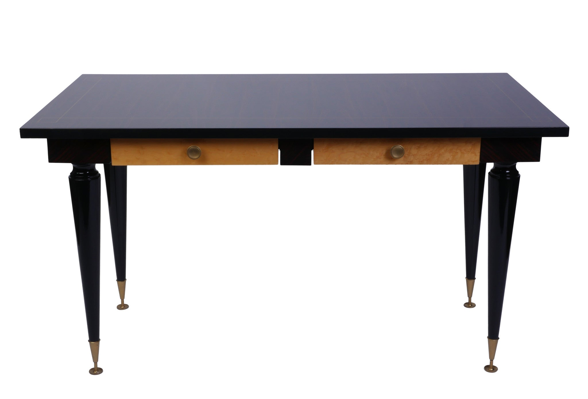 Image Is Loading Beautiful 1930 039 S French Art Deco Desk