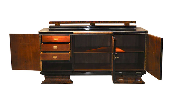 Sophisticated Art Deco Sideboard / Credenza