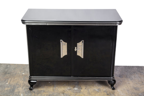 Sophisticated Art Deco Commode - Art Deco Antiques  - 1