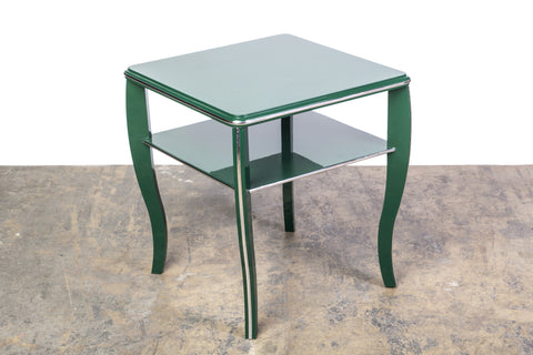 Gorgeous Art Deco Side Table - Art Deco Antiques  - 1