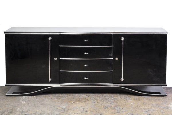 Impressive XL Art Deco Sideboard - Art Deco Antiques  - 1