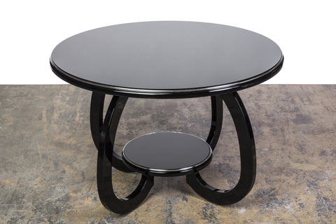 Unique Art Deco Coffee Table - Art Deco Antiques  - 1