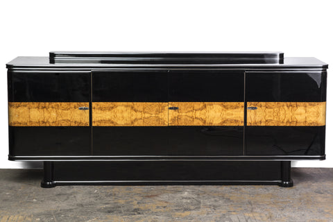 Colossal French Art Deco Sideboard - Art Deco Antiques  - 1