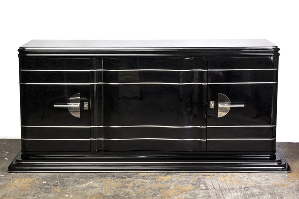 Stunning French Art Deco Sideboard - Art Deco Antiques  - 1
