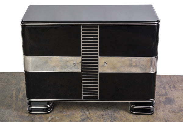 Wonderful Art Deco Commode - Art Deco Antiques  - 1