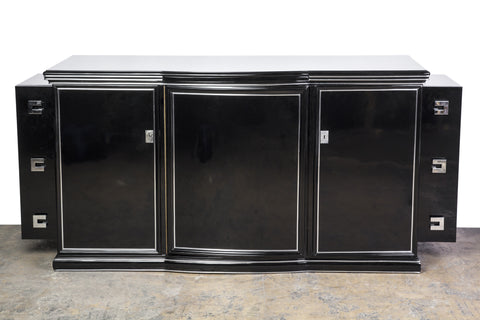Beautiful American Art Deco Sideboard - Art Deco Antiques  - 1