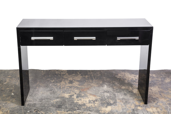 Beautiful Art Deco Console In The Manner Of Bauhaus - Art Deco Antiques  - 1