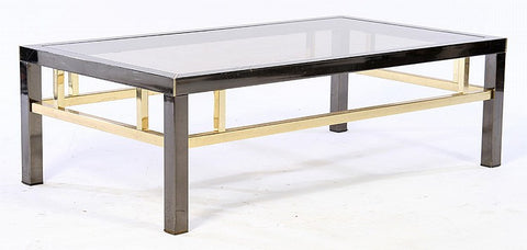 Exceptional Mid-Century Modernist Coffee Table - Art Deco Antiques  - 1