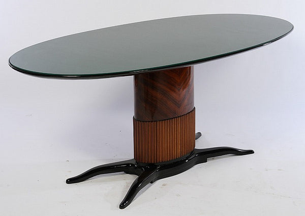 Magnificent Dining Table In The Manner Of Osvaldo Borsani - Art Deco Antiques  - 2